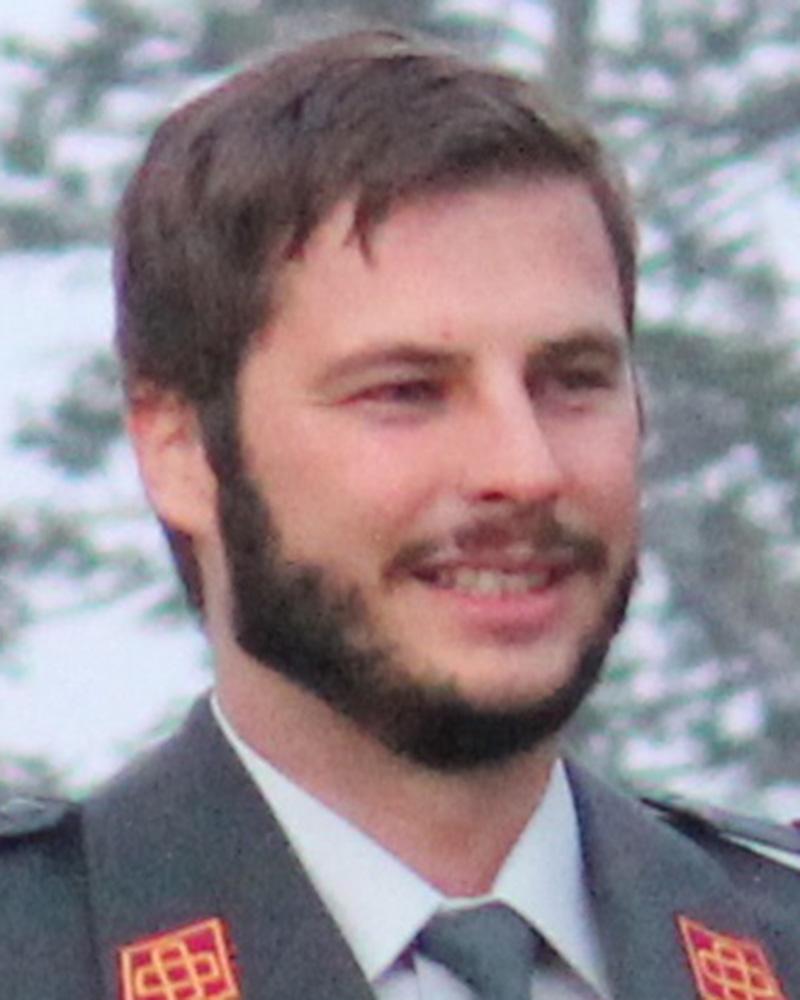 Oblt Daniel Kaufmann